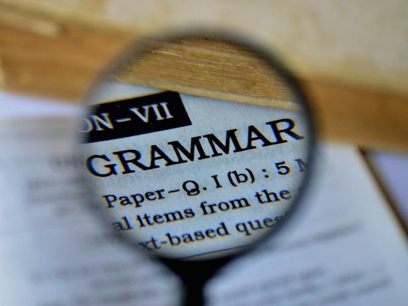 5 Steps Approach for learning English Grammar Basics - Dane